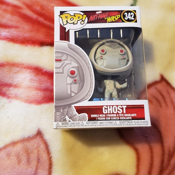 Funko Other - Funko pop Ant-Man Ghost #342